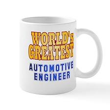 World's Greatest Automotive Engineer Mug