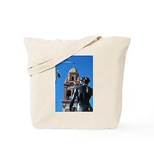 Pomona on The Plaza Tote Bag