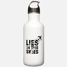 Chemtrails Water Bottle