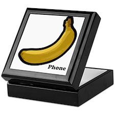 Banana Phone Keepsake Box
