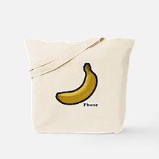Banana Phone Tote Bag