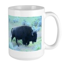 Yellowstone Buffalo Mug
