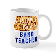 World's Greatest Band Teacher Mug