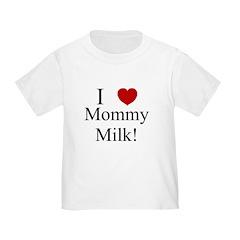 I heart Mommy Milk! T