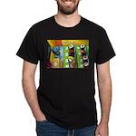 Sushi Bar Exam (Raw Law?) Dark T-Shirt