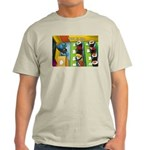 Sushi Bar Exam (Raw Law?) Light T-Shirt