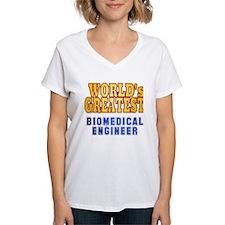 World's Greatest Biomedical Engineer Shirt