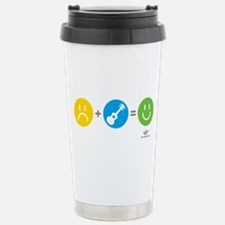 Happy Ukulele Travel Mug