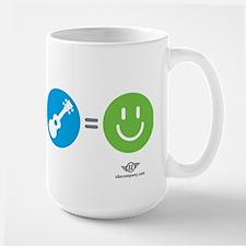 Happy Ukulele Mug