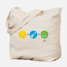Happy Ukulele Tote Bag