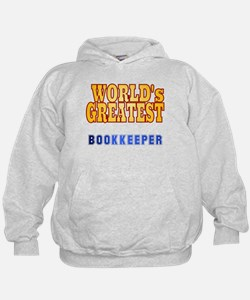 World's Greatest Bookkeeper Hoodie