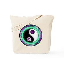 Glowing Zen Tote Bag
