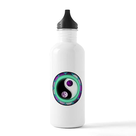 Glowing Zen Stainless Water Bottle 1.0L