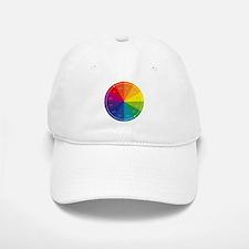 The Color Wheel Baseball Baseball Cap