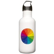 The Color Wheel Water Bottle