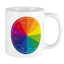 The Color Wheel Mug