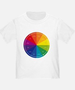 The Color Wheel T