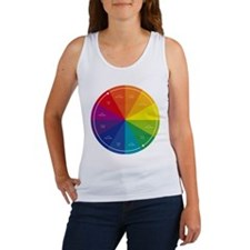 The Color Wheel Women's Tank Top