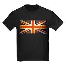 Grungy Union Jack T