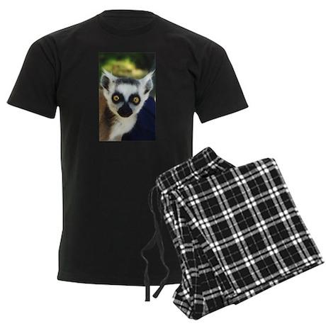 Lemur Men's Dark Pajamas
