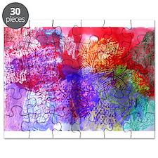Colours Patterns, Puzzle