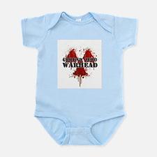 .870 Justice Infant Bodysuit