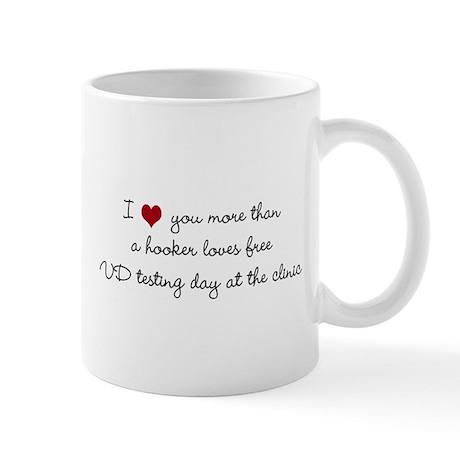 VD Testing Mousepad Mugs