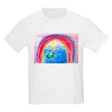 Rainbow mermaid, T-Shirt