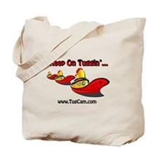 Keep on Tuggin' Tote Bag