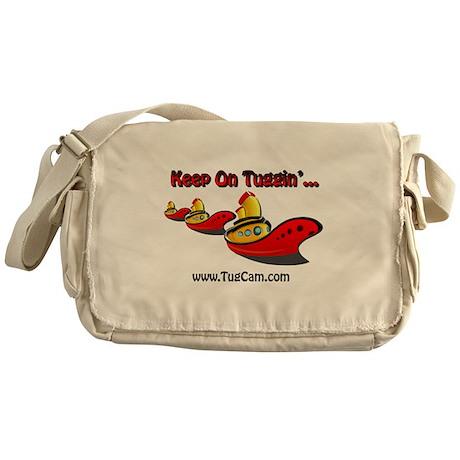 Keep on Tuggin' Messenger Bag