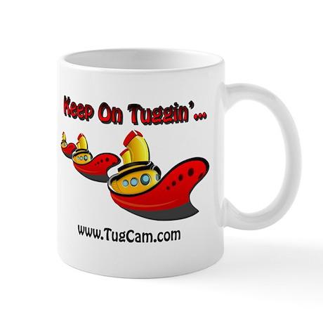 Keep on Tuggin' Mug