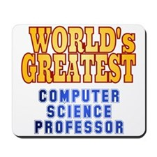 World's Greatest Computer Science Professor Mousep
