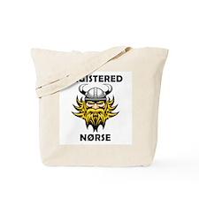 Registered Norse Tote Bag