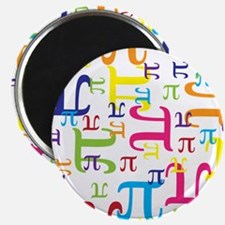"""Pieces of Pi 2.25"""" Magnet (100 pack)"""