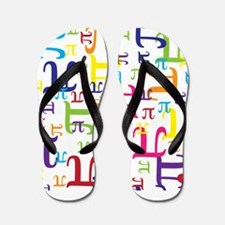 Pieces of Pi Flip Flops