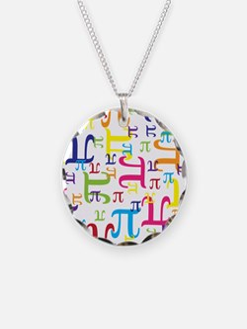 Pieces of Pi Necklace