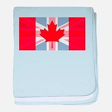 UK/Canada baby blanket
