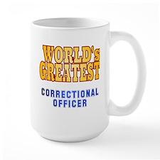 World's Greatest Correctional Officer Mug