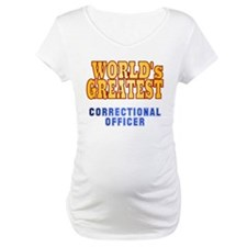 World's Greatest Correctional Officer Shirt
