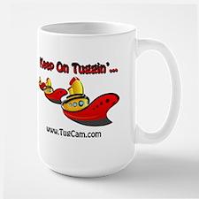 Keep on Tuggin Large Mug