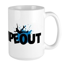 Wipeout Large Mug