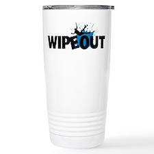 Wipeout Stainless Steel Travel Mug