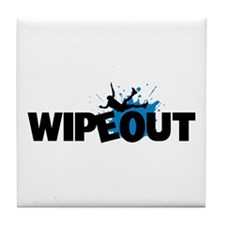 Wipeout Tile Coaster