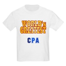 World's Greatest CPA T-Shirt