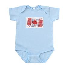 Canuck-UK Infant Bodysuit