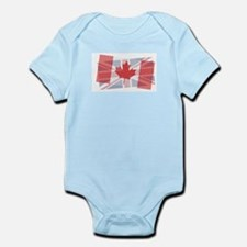 Canuck-UK Infant Bodysuit
