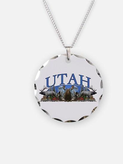 Utah Big Game Necklace