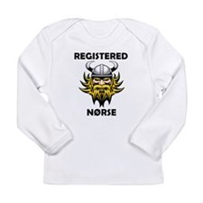 Registered Norse Long Sleeve Infant T-Shirt