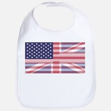 Stars and Stripes Union Bib