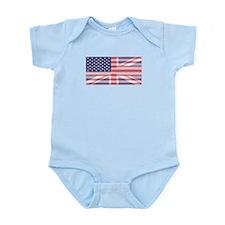 Stars and Stripes Union Infant Bodysuit